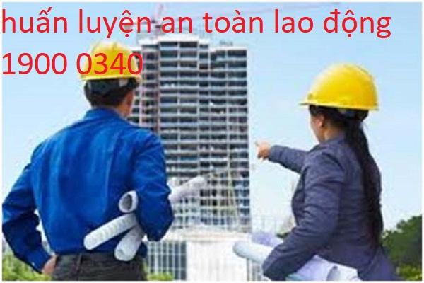 Chứng chỉ an toàn lao động
