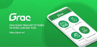 Ứng dụng Gom Rác GRAC