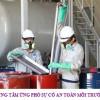 An toàn khi làm việc với hóa chất