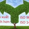 Tập huấn sản xuất sạch hơn lồng ghép ISO 9001