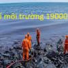 Phòng ngừa ứng phó khắc phục sự cố môi trường