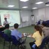 Tập huấn Sơ cấp cứu tại công ty TNHH Tech-Link Silicones