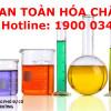 Quy định về tái sử dụng, xử lý hóa chất đã qua sử dụng trong thí nghiệm, nghiên cứu khoa học
