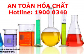 Lưu ý dành cho các doanh nghiệp sử dụng hóa chất trong quá trình sản xuất