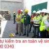 Nội dung tự kiểm tra an toàn vệ sinh lao động
