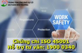 Đối tượng được cấp chứng chỉ ISO 45001