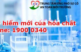 Quy định chung về sử dụng hóa chất trong thí nghiệm, nghiên cứu khoa học