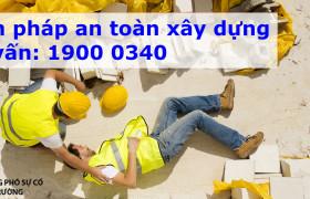 Một số quy định An toàn xây dựng trong thi công