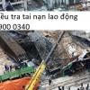 Danh mục kiểm tra khi điều tra tai nạn lao động