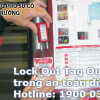 Quy tắc Lock Out Tag Out (LOTO) trong an toàn điện