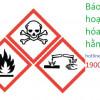 Mẫu báo cáo hoạt động hóa chất