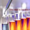 Thực trạng và giải pháp phòng ngừa sự cố hóa chất