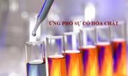 Mẫu báo cáo tổng hợp về tình hình xây dựng hóa chất