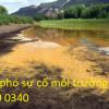 Tài liệu hồ sơ phòng ngừa ứng phó sự cố môi trường
