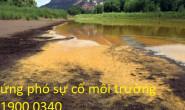 Ứng phó sự cố môi trường do chất thải tỉnh Thái Bình