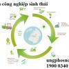 Ưu đãi đối với doanh nghiệp trong khu công nghiệp sinh thái