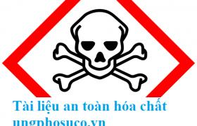 Mẫu form đăng ký nhận tài liệu an toàn hóa chất