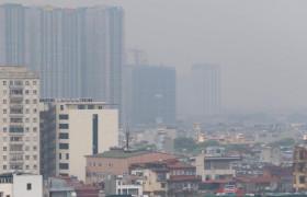 Ô nhiễm KHÔNG KHÍ lên ngưỡng xấu