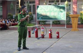 Tuyên truyền và tập huấn Phòng cháy, chữa cháy