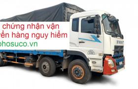 Quy định chung về vận chuyển vật liệu nổ công nghiệp