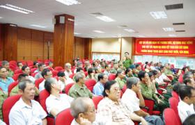 Trách nhiệm của Bộ Công an và UBND các cấp