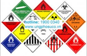 Danh mục hàng hóa nguy hiểm và danh mục chất nguy hiểm