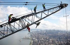 An toàn làm việc trên cao