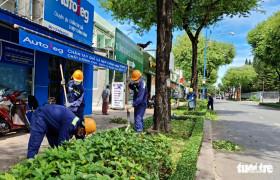 Đảm bảo vệ sinh môi trường trong mùa dịch