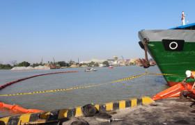Hướng dẫn ứng phó sự cố tràn dầu trên sông