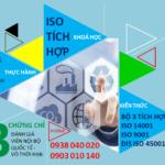 Khoá học ISO tích hợp (ISO 14001, ISO 9001 & DIS ISO 45001)