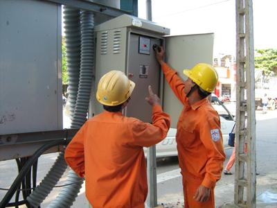 Biện pháp đảm bảo an toàn điện