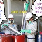 huấn luyện an toàn hóa chất