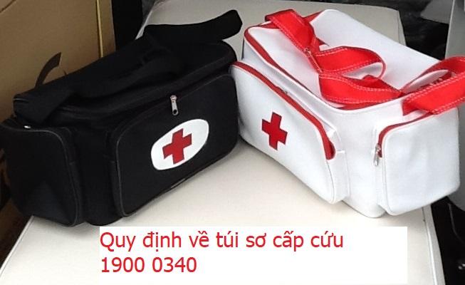 Túi sơ cấp cứu gồm những gì