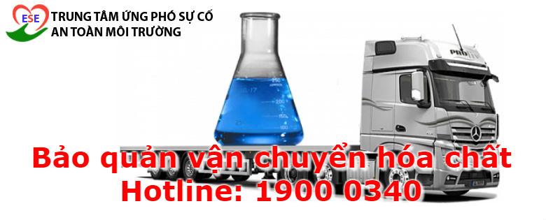 Yêu cầu đối với bảo quản vận chuyển hóa chất: 1. Các hóa chất nguy hiểm phải được phân khu, sắp xếp theo tính chất của từng loại hóa chất. Không được bảo qu