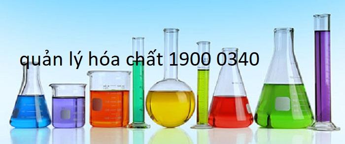 quản lý hóa chất higg