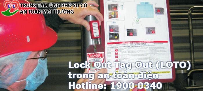 Quy tắc Lock Out Tag Out (LOTO) được xem như một biện pháp khóa cảnh báo an toàn nhằm giúp cô lập nguồn điện hay nguồn năng lượng. Tiêu chuẩn về Lockout/Tag