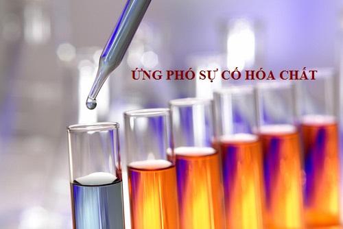 ứng phó sự cố hóa chất