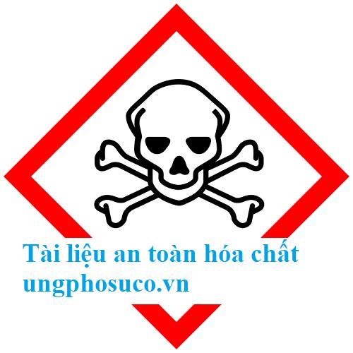 tài liệu an toàn hóa chất